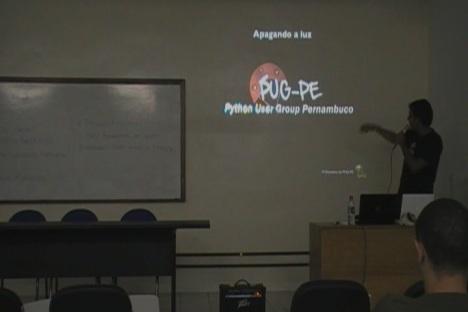 Mostra do Logo oficial do PUG-PE