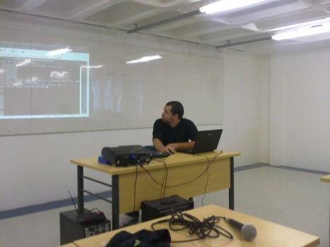 Bruno Melo Apresentando o NLTK