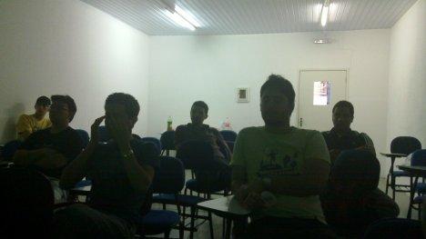 Público do IX PUG-PE