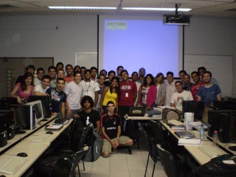 Turma de Python do CIN/UFPE 2011
