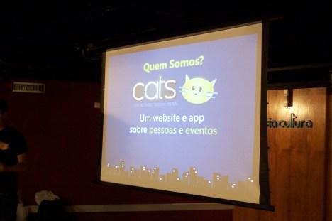 Apresentação sobre o AppEngine - Social Cats
