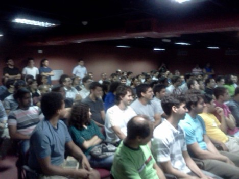 Público do X Encontro do PUG-PE
