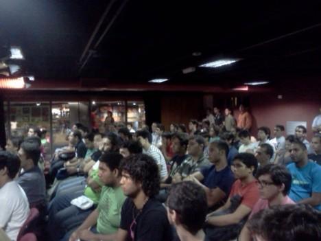 Público no II Dia do X Encontro do PUG-PE