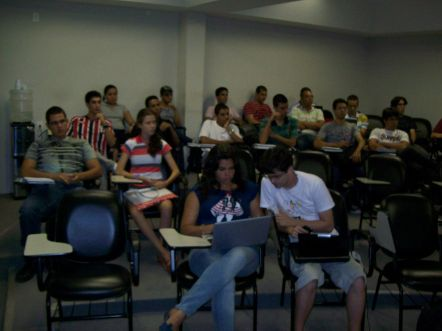Público no XI Encontro  do PUG-PE