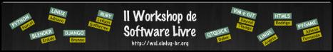 II Workshop do Centro de Informática de Software Livre