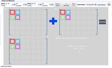 E-math: Plataforma para ensino de Álgebra com Pyjamas