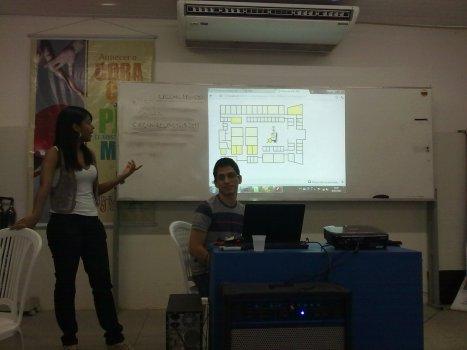 Projeto Ubee dos alunos do Centro de Informática