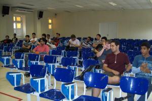 Público no XVI Encontro do PUG-PE