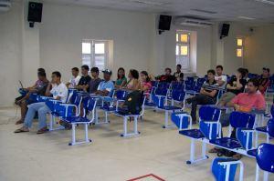Público presente no XVI Encontro do Grupo de Usuários de Python de Pernambuco